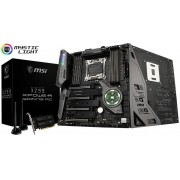 MSI X299 XPower Gaming AC X299 Chipset LGA 2066 Motherboard