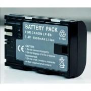 LP-E6 batterie pour CANON EOS 6D 5D MARK 2 II MARK 3 III 7D EOS 60D 70D SLR CAMERA