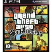 GTA San Andreas - PS3