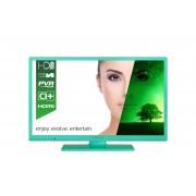 Televizor LED Horizon X-TEND 24HL7103H, 61 cm, HD Ready, 100Hz, Verde turcoaz