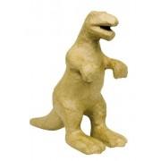 Obiect decor tiranozaur Decopatch
