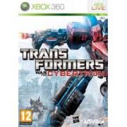 Joc Transformers War of Cybertron pentru Xbox 360