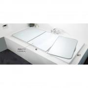 幅122~130奥行73cm(3枚割) 銀イオン配合(AG+) 軽量・抗菌 パネル式風呂フタ サイズオーダー