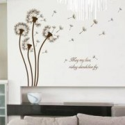 Sticker perete Dandelion Home Decor 50x70cm