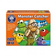 Orchard Toys Monster Catcher Board Game, Multi Color