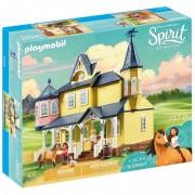Casa Lui Lucky Playmobil
