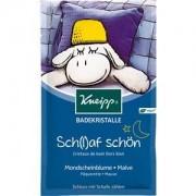 """Kneipp Accessori per il bagno Cristalli e sali da bagno Cristalli da bagno """"Sch(l)af schön"""" (""""Sonno e benessere"""") 60 g"""