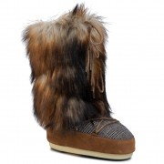 Апрески MOON BOOT - Mb Classic Faux Fox 140250001 Whisky