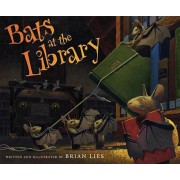 Bats at the Library, Hardcover
