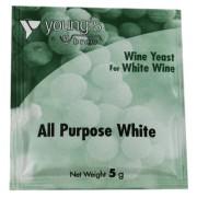 Young's drojdie de vin All Purpose White 5g