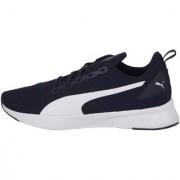 Puma Men's Navy Blue FLYER RUNNER Running shoes