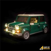 LIGHT MY BRICKS Kit for 10242 Mini Cooper