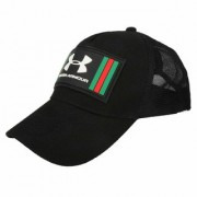 Cool Unisex Cotton High Quailty Embroidery Caps Hats Sports Tennis Baseball Cap(net-Armor)