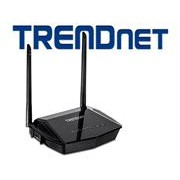 Trendnet N300 Wifi ADSL 2+ Modem Router with 4 x