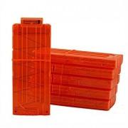 Tradico® 12 Dart Quick Reload Clip System Darts for Nerf N-Strike Elite Blaster Toyp&C