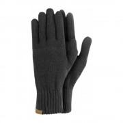 Brekka Guanti Donna Milano Glove, Taglia: Unica, Per adulto Donna, Nero, BRF15 K769 BLK