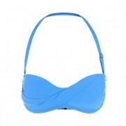 Sunseeker Solids Twist Bandau Top Surf Sunseeker