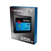 UNIDAD DE ESTADO SOLIDO SSD ADATA SU800 256GB 2.5 SATA3/SATA2 7MM LECT.560/ESCR.520MBS