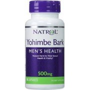 vitanatural Yohimbe Bark 500mg 90 Cápsulas