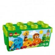 LEGO DUPLO Prima mea cutie de caramizi cu animale 10863 pentru 1-3 ani