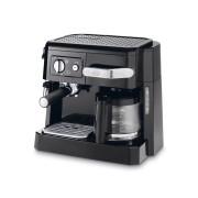 Комбинирана кафе машина за еспресо и филтърно кафе De'Longhi BCO 410.1