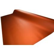 Folie caroserie CROM MAT PORTOCALIU 1 x 1.52cm COD: 1612B