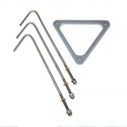 Concrete Anchor Set Stainless Steel
