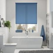 Jaluzea tip Rulou material Carina 4935 culoare Albastru 780 mm x 1300 mm