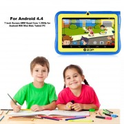 EB 7 Pulgadas De Pantalla ARM Quad Core 1.3GHz Para Android Wifi Mini Kids Tablet PC-rosado