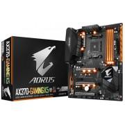 Gigabyte AX370-Gaming K5 AMD X370 Socket AM4 ATX scheda madre