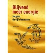 A3 Boeken Blijvend meer energie volgens de 5 elementen boek