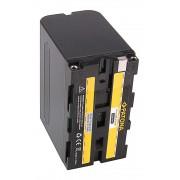Sony CCD-RV100 / CCD-RV200 akkumulátor - 6600mAh (7.2V)