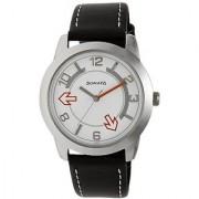 Sonata Yuva Analog White Dial Mens Watch - NC7924SL03
