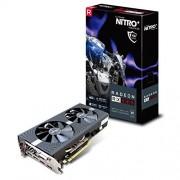 Sapphire 11265-07-20G PCI grafische kaart, zwart