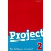 OXFORD Project 2 Teacher´s Book (3rd) - Tom Hutchinson