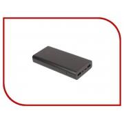 Аккумулятор Xiaomi ZMI Power Bank Aura QB822 20000mAh Black