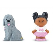 Fisher Price Little People Tessa & Sheep Dog