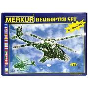 Merkur helikopter készlet