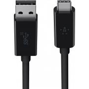Belkin 3.1 USB-A-naar-USB-C-kabel