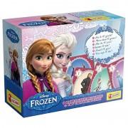 Carti de joc Disney 40 Cartonase 10 Jocuri Frozen Lisciani