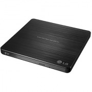 LG Electronics 8X USB 2.0 Ultra Slim Portable DVD Rewriter External Drive with M DISC Support