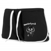 Hotpants Motörhead Logo Dam