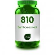 810 Bamboe Extract - 90 Capsules AOV