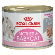 Royal Canin Babycat Instinctive Mousse - 24 x 195 g