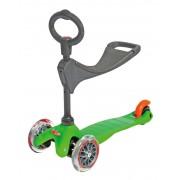 Robogó Mini Micro 3 -ban 1 zöld (green)