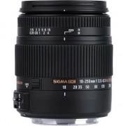 Obiectiv Sigma 18-250mm f/3.5-6.3 DC Macro OS HSM compatibil Nikon