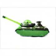 SMGIFT 4D MILITARY TANK MUSIC WITH LIGHT