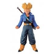 Banpresto Dragon Ball Z 9.4-Inch Super Saiyan Trunks Master Stars Piece Figure, The Trunks