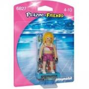 Комплект Плеймобил 6827 - Фитнес инструктор, Playmobil, 291311