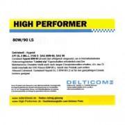 High Performer 80W-90 GL5 Huile à engrenages Hypoid 20 Litres Bidon